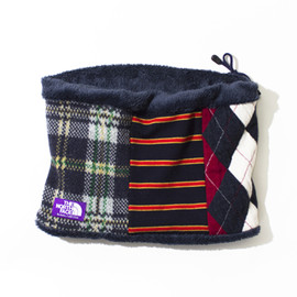 nanamica × THE NORTH FACE - Patchwork Neck Warmer