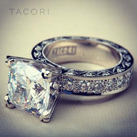 tacori - Custom Engagement Ring