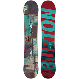 BURTON - Process Off-Axis Snowboard