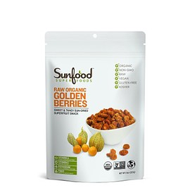 Sunfood - Golden Berries 227g