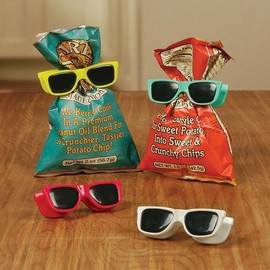 GAMAGO - Sunglasses Bag Clips