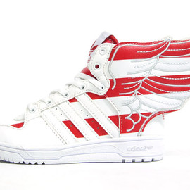 adidas -  JS WINGS 2.0 I 「adidas Originals by JEREMY SCOTT」 「LIMITED EDITION for DESIGN COLLABORATIONS