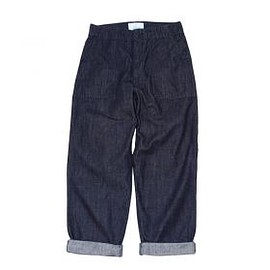 MY_1LDK - MY ORIGINAL FATIGUE DENIM PANTS [ONE WASH]