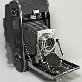 Polaroid - 110A/B 4x5 Graflex Graflok Conversion