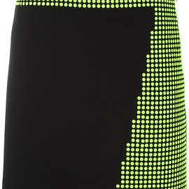 Christopher Kane - mini studded skirt
