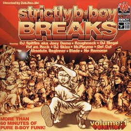 Various Artists - Strictly B-Boy Breaks Vol.1 / Mzee