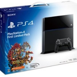 Sony Computer Entertainment - Playstation 4 First Limited Pack (プレイステーション4専用ソフト KNACK ダウンロード用 プロダクトコード 同梱)