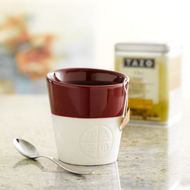 Starbucks - Tazo® Teacup - Red, 8 fl oz