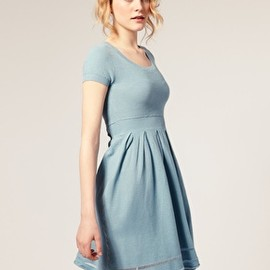 ASOS - '50s Knitted Dress