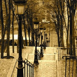 Montmartre - Montmartre - One of my favorite places in Paris!!