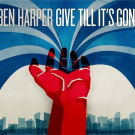 BEN HARPER - BEN HARPER(LP) GIVE TILL IT'S GONE