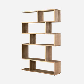 THE CONRAN SHOP - BALANCE SHELVING OAK