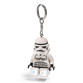 LEGO - LEGO Star Wars Stormtrooper Keychain with LED Light