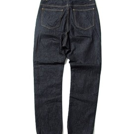 KAZUYUKI KUMAGAI ATTACHMENT - 13AW 12oz サルエルデニム