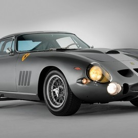 Ferrari - 275 GTB/C Speciale - won at Le Mans 1965.