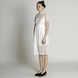 SIMONE ROCHA - 2013SS lace dress
