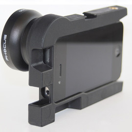 Phocus - iPhone DSLR photography adapter