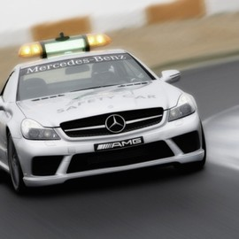 Career Opportunities - F1 Safety Car Driver