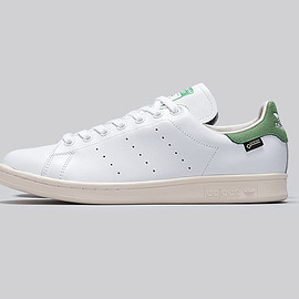 adidas Originals - Stan Smith Gore Tex-White×Green