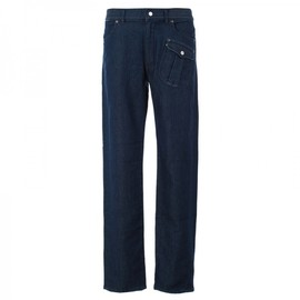 Highland Park - Sweat denim pants