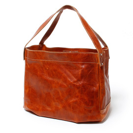 hobo - Pull Up Leather Tote Bag
