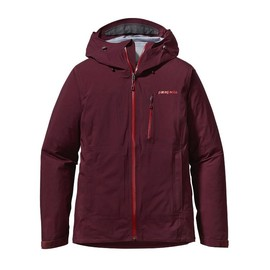 Patagonia - Women\'s Leashless Jacket - Dark Currant DKCT