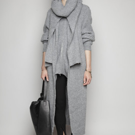 3.1 Phillip Lim - Long Coat Cardigan
