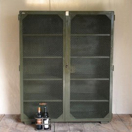 French Military Locker