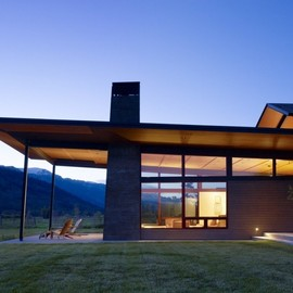 N/A - Peaks View Residence by Carney Logan Burke Architects