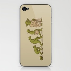 society6 - Yodalution  Phone Skin