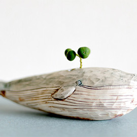 Whimsical - Ceramic Animal Planters