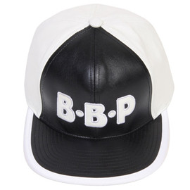 BBP, BRIAN PROCELL - BRIAN PROCELL x BBP BOOGIE DOWN LEATHER CAP