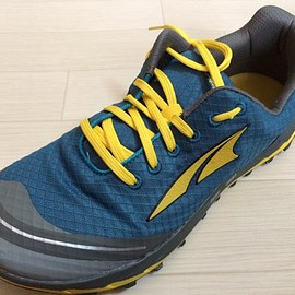 ALTRA - Superior 2.0 Blue/Cannary