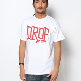 stussy - Drop t-shirt