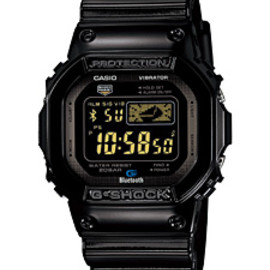 "CASIO - iPhoneとつながる ""G-SHOCK"" GB-5600AA-1AJF"