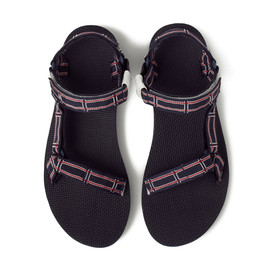 White Mountaineering - WM x TEVA [UNIVERSAL] NYLON TAPE SANDALS