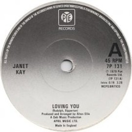 LOVING YOU / All Tone