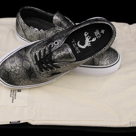 VANS SYNDICATE, Jason Dill - AUTHENTIC PRO