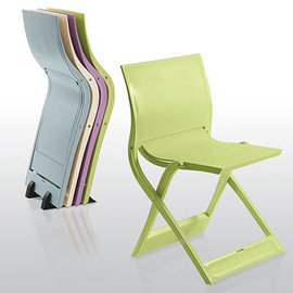 Jens Ring Bursche - WAVES Folding Chair