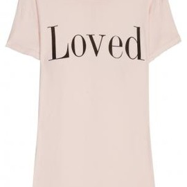 WILDFOX - Loved Tee by WILDFOX