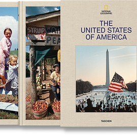 National Geographic, Taschen - The United States of America