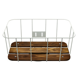 Showa industries - Wood Wire Rack / Deep / White