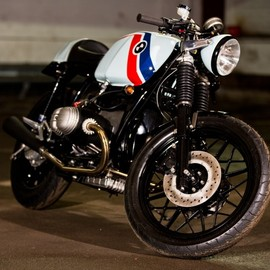 Kevils Speed shop - Speedster  BMW R80