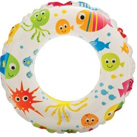INTEX - Lively Print Swim Ring