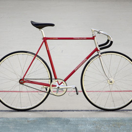 Panasonic - Track Bike