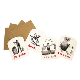 H.P.DECO - Word Cards