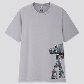UNIQLO, STASH - STAR WARS FOREVER: AT-AT