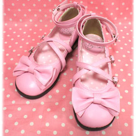 Angelic Pretty - Tea Party Shoes