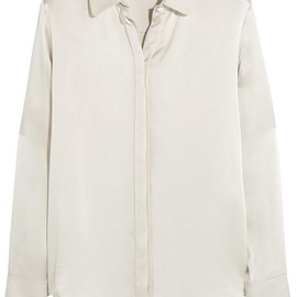 Chloé - Silk-satin blouse