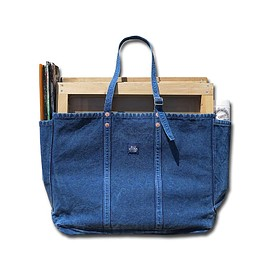 HEADGOONIE - SCREEN CARRY BIG TOTE BAG